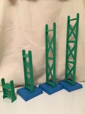 Thomas & Percy's Sodor Carnival Adventure Diecast Train Take Play Track Risers