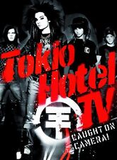 Tokio Hotel TV Caught on Camera New and sealed music  DVD -  2008 NTSC Region 0