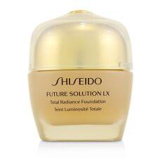 Shiseido Future Solution LX Total Radiance Foundation SPF15 30ml 3- GOLDEN
