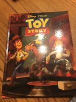 Disney Pixar Toy Story 2 Book Hardcover Ships N 24h