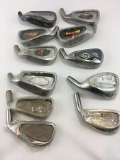 Lot of 11 Misc Golf Club Heads Mixed Mfg