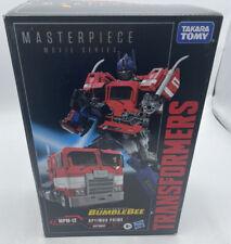 Hasbro Takara Tomy Masterpiece Movie Series Optimus Prime Bumblebee MPM-12 -DMG