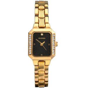 Sekonda Ladies Gold Plated Watch 2118 NEW