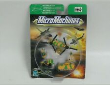 Hasbro Micro Machines Military Action Helicopter & Tank (RN127)