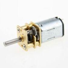 Getriebe Motor elektrisch 6V 100U/min für Modellbau Neu
