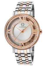 Cabochon Carnaval Crystal Accent Ladies Watch CABOCHON-80288-SR-02S