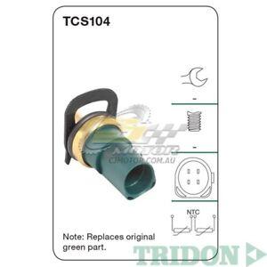 TRIDON COOLANT SENSOR FOR Volkswagen Polo 01/00-01/02 1.4L, 1.6L(AHW, ARC)