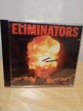 The Eliminators ~ Loving Explosions CD BRAND NEW & SEALED