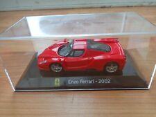 1/43 PANINI SUPERCARS COLLECTION - 2002 ENZO FERRARI DIECAST MODEL CAR
