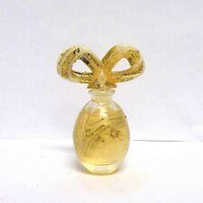 Elizabeth Taylor White Diamond Pure Parfum 0.12 oz 100% full READ DESCRIPTION