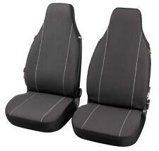 Serie Modulo Polyester Autositzbezug 2 Vordersitzbezüge Highback schwarz