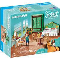PLAYMOBIL Lucky's Bedroom - Spirit 9476