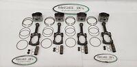 92 Honda CBR 600 F2 Piston Rings Connecting rod #13011-MV9-305