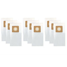 9 VACUUM BAGS for BISSELL STYLE 1 & 7, 30861  MICROLINED