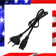 Cable d'alimentation secteur pour SONY PS2 - PS3 - PS4 embout en 8 Neuf
