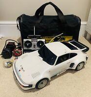 Kyosho Vintage 1/10 Porsche Turbo GP10 4WD Nitro RC car 3013