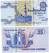 Egypte Egypt Billet 25 Piastres 2003  P57 MOSQUEE NEUF UNC