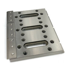 Cnc Wire Edm Fixture Board Stainless Jig Tool For Clampingampleveling 120x150x15mm