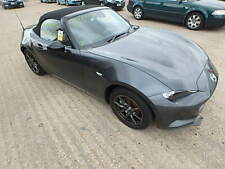 MAZDA MX5 MX-5 CONVERTIBLE FRONT RIGHT SIDE WING DOOR MIRROR BREAKING PARTS 2016