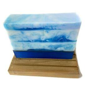Men's Soap - Barbershop 1920's - Masculine Scents - Homemade Shea Butter Soap