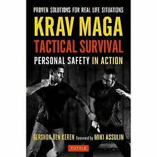 Krav Maga Tactical Survival: Personal Safety in Action by Assulin, Miki, Keren,