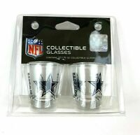 Dallas Cowboys Official NFL Gameday 1.75 oz Shot Glass Cups