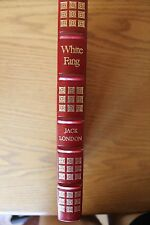 White Fang by Jack London--The Easton Press