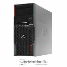 Fujitsu Celsius R920 2x Xeon e5-2643 64GB RAM 256gb SSD GTX 1060 6Gb Windows 10