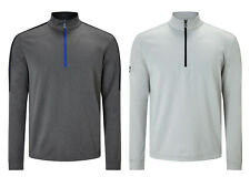 Callaway Golf Thermal 1/4 Zip Waffle Pullover Mid Layer - RRP£60 - ALL SIZES