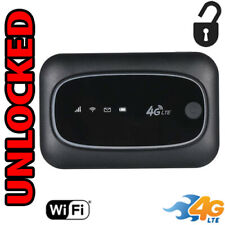 Hotspot Modem Unlocked 4G LTE GSM WIFI (At&t Tmobile Claro Worldwide) M7 10 wifi