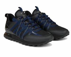 Cruyff Fearia CC213077 Lace Up Trainers Black Blue