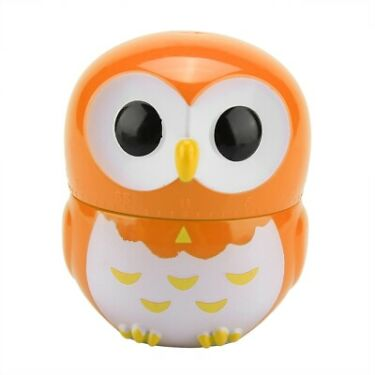 Household Kitchen Timer Alarm Mechanical Cute Timer Clock Counting Gadgets HG
