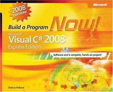 Microsoft Visual C# 2008 Express Edition: Build a Program Now! (PRO-De-ExLibrary