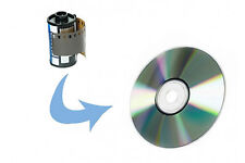 35mm APS 120 Film Developing and Photo CD Service up to 27.8mb Image Size Files