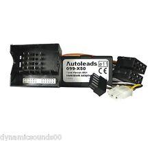 KENWOOD Adaptateur Commande Volant Fil PC99-X50 pour FORD Focus,C-Max,Mondeo