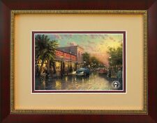 KEY WEST  Thomas Kinkade Framed Country Picture Art #06