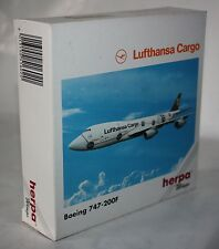 Herpa Wings-Lufthansa Cargo-Boeing 747-200 F-Maßstab/Scale 1:500-Modell #516020