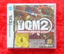 DQM2 Dragon Quest Monsters-Joker 2, Nintendo DS Spiel, Neu, deutsche Version