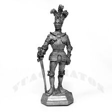 "Tin Soldier ""German Knight of the 15th Century"" 1/32 54mm"