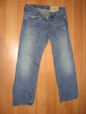 hollister jeans low rise boot cut jeans 30 30