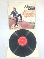 Johnny Cash Orange Blossom Special LP Columbia CS 9109 Vinyl Record