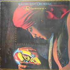 Electric Light Orchestra Discovery Vinyl Australia 1979 Record