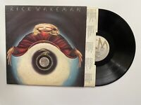 Rick Wakeman & English Rock Ensemble – No Earthly Connection Vinyl Album LP
