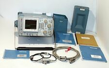 Tektronix 492P Opt. 1,2&3 Programmable Spectrum Analyzer + Accessories & Manuals