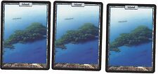 Ile - Island - Unhinged - magic - mtg