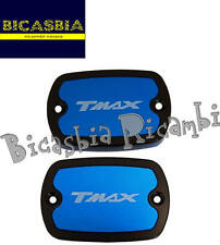 8094 - COPERCHI POMPA FRENO BLU YAMAHA 530 T-MAX TMAX T MAX