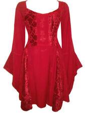 Maglie e camicie da donna camicetta rosso viscosa