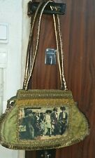 Michal Negrin Great   Vegan Bag New w Defect   (Not leather)