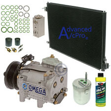 A/C AC Compressor Condenser Kit Fits: 2000 - 2006 Lincoln LS V8 3.9L ONLY