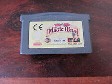 TOM AND JERRY  THE MAGIC RING         -----   pour GAME BOY ADVANCE